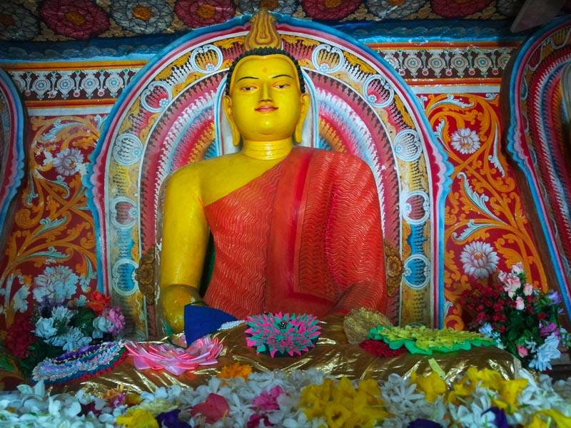 Bambawa Purana Raja Maha Viharaya - Village Tour Sri Lanka