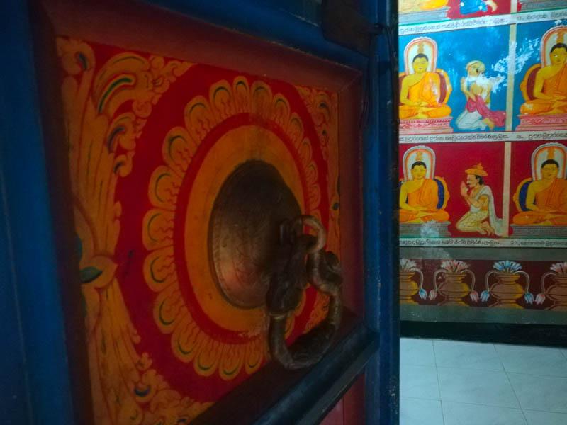 Bambawa Purana Raja Maha Viharaya2 - Village Tour Sri Lanka