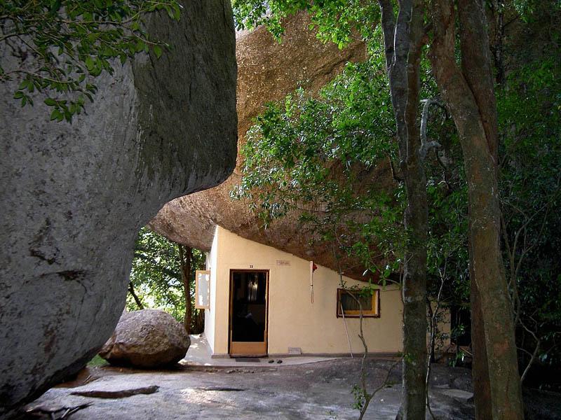 Na Uyana Aranya Senasanaya - Village Tour Sri Lanka