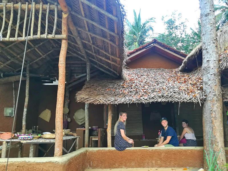Village Tour Sri Lanka Mud House