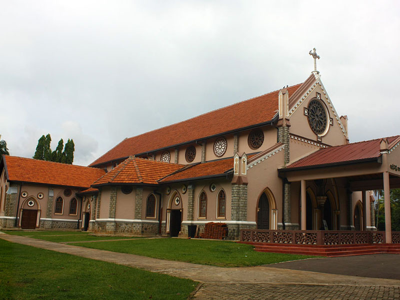 Wahakotte Church - Village Tour Sri Lanka